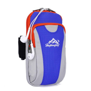 Sports, Fitness Running Arm Band Bag Pouch for Mobile Phones