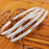 Cuff Bangle bracelet. - Roseandjoy