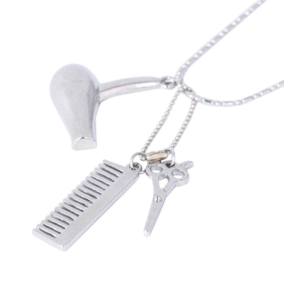 Hair Tools Chain Necklace - Roseandjoy