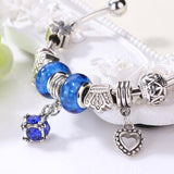 Vintage DIY Style Jewelry Beaded Bracelet Chains Cute Bangles Bracelet - Roseandjoy