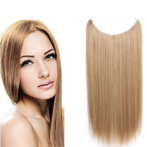 Women's Long Straight Full Hair Cosplay hair piece - Roseandjoy