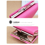 Rabbit ears wallet, card holder - Roseandjoy