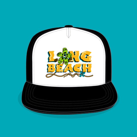 Long Beach Mesh Cap
