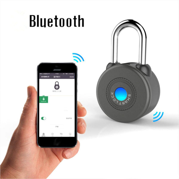 Bluetooth Smart Lock - CrocoDealShop