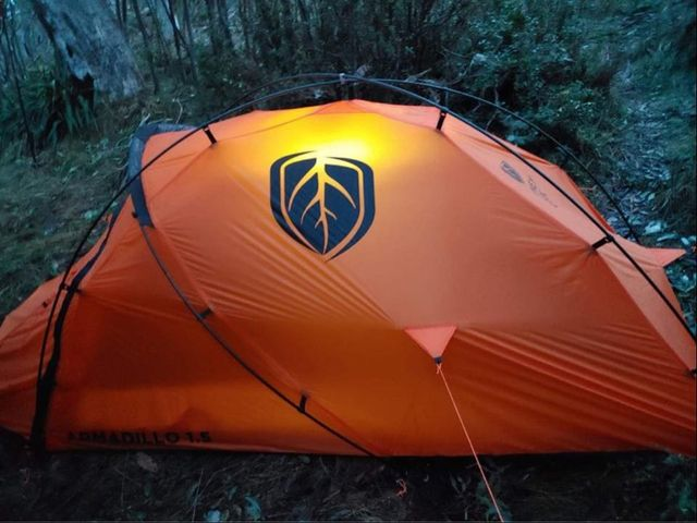 STONEY CREEK ARMADILLO TENT - SHAUN HUTSON