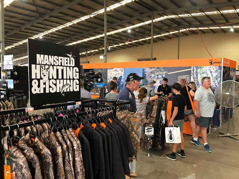 Wild Deer Hunting, Guiding & Fishing Expo 2018 – Mansfield Hunting