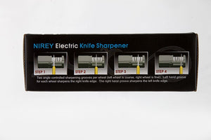 Nirey KE-198 Knife Sharpener -  - Mansfield Hunting & Fishing - Products to prepare for Corona Virus