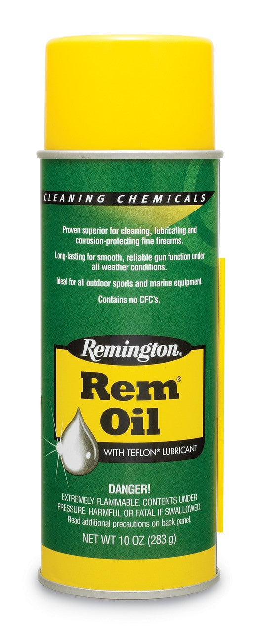 REMINGTON REMOIL 10 OZ -  - Mansfield Hunting & Fishing - Products to prepare for Corona Virus