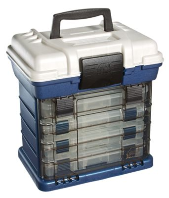 PLANO 1364 4X STORAGE TACKLE BOX -  - Mansfield Hunting & Fishing - Products to prepare for Corona Virus