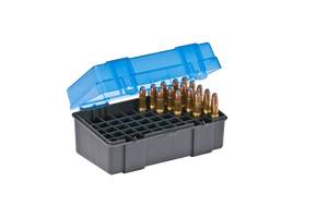 PLANO 50RND SMALL RIFLE AMMO CASE - 223/22-250/30-30 -  - Mansfield Hunting & Fishing - Products to prepare for Corona Virus