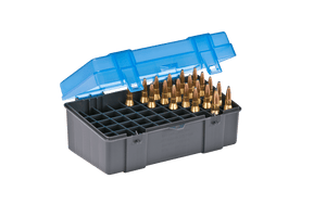 PLANO 50 ROUND MED RIFLE AMMO CASE - 243/308 -  - Mansfield Hunting & Fishing - Products to prepare for Corona Virus