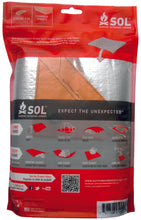 ADVENTURE MEDICAL KIT SOL SPORT UTILITY BLANKET -  - Mansfield Hunting & Fishing - Products to prepare for Corona Virus