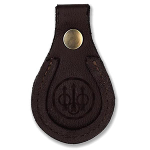 BERETTA LEATHER BARREL REST 10X6CM -  - Mansfield Hunting & Fishing - Products to prepare for Corona Virus