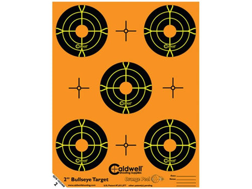 CALDWELL ORANGE PEEL BULLSEYE 2