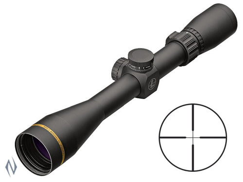 LEUPOLD VX-FREEDOM 3-9X40 CDS DUPLEX -  - Mansfield Hunting & Fishing - Products to prepare for Corona Virus