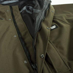 Stoney Creek Long Bush Coat -  - Mansfield Hunting & Fishing - Products to prepare for Corona Virus