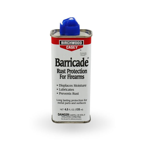 BIRCHWOOD CASEY BARRICADE RUST PROTECT 4.5OZ CAN