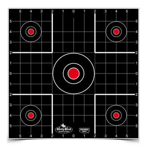 BIRCHWOOD CASEY DIRTY BIRD SPLATTERING TARGET 12 -  - Mansfield Hunting & Fishing - Products to prepare for Corona Virus