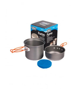 360 DEGREES FURNO POT SET -  - Mansfield Hunting & Fishing - Products to prepare for Corona Virus