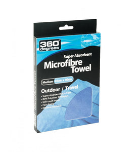 360 DEGREES MICROFIBRE TOWEL - Camping Supplies - Mansfield Hunting & Fishing
