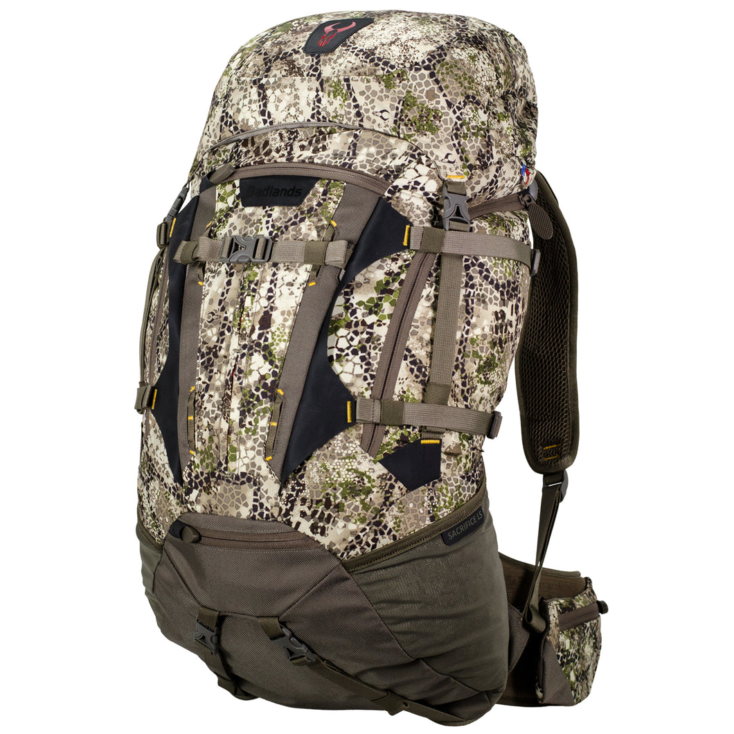 BADLANDS SACRIFICE LS 55 LITRE PACK -  - Mansfield Hunting & Fishing - Products to prepare for Corona Virus