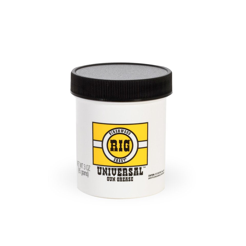 BIRCHWOOD CASEY RIG UNIVERSAL GREASE 3OZ JAR
