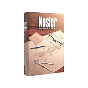 NOSLER RELOADING GUIDE 8TH EDITION -  - Mansfield Hunting & Fishing - Products to prepare for Corona Virus
