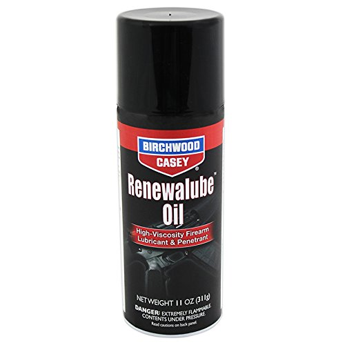 BIRCHWOOD CASEY RENEWABLE OIL 11OZ -  - Mansfield Hunting & Fishing - Products to prepare for Corona Virus