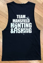 MHF TEAM MUSCLE SINGLET NAVY - S / NAVY - Mansfield Hunting & Fishing - Products to prepare for Corona Virus