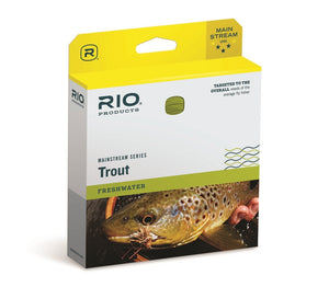 RIO MAINSTREAM WF FLY LINE -  - Mansfield Hunting & Fishing - Products to prepare for Corona Virus