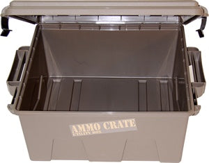 MTM AMMO CRATE UTILITY BOX -  - Mansfield Hunting & Fishing - Products to prepare for Corona Virus