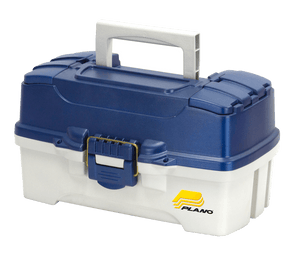 PLANO 6202 TACKLE BOX 2 TRAY -  - Mansfield Hunting & Fishing - Products to prepare for Corona Virus
