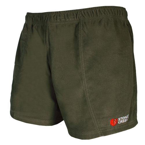 STONEY CREEK SHORTS MICRO TOUGH ORIGINAL - BAYLEAF - 2XL / BAYLEAF - Mansfield Hunting & Fishing - Products to prepare for Corona Virus