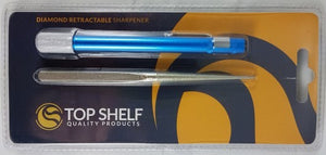 Top Shelf Diamond Retractable Sharpener -  - Mansfield Hunting & Fishing - Products to prepare for Corona Virus