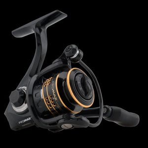 ABU GARCIA PROMAX SPIN REEL -  - Mansfield Hunting & Fishing - Products to prepare for Corona Virus