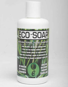 FISHERMANS ECO-SOAP -  - Mansfield Hunting & Fishing - Products to prepare for Corona Virus