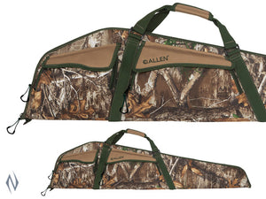 "ALLEN MESA VERDE SCOPED RIFLE CASE + POCKET CAMO 46"" - Gun Cases - Mansfield Hunting & Fishing"