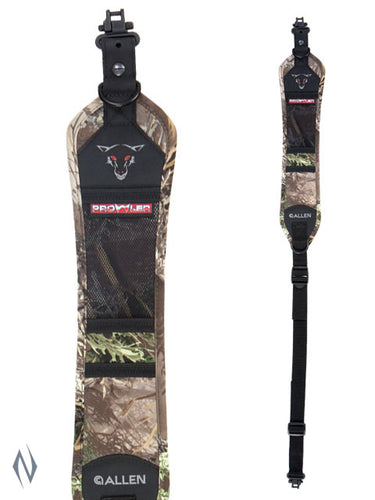 ALLEN HYPA LITE PROWLER SLING MAX1 + SWIVELS -  - Mansfield Hunting & Fishing - Products to prepare for Corona Virus