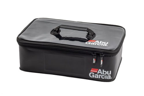 ABU GARCIA EVA TACKLE BOX 2 LARGE BLACK -  - Mansfield Hunting & Fishing - Products to prepare for Corona Virus