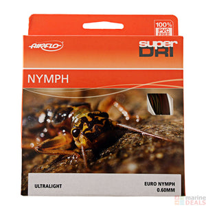 AIRFLO SLN EURO NYMPH COMP SPECIAL -  - Mansfield Hunting & Fishing - Products to prepare for Corona Virus