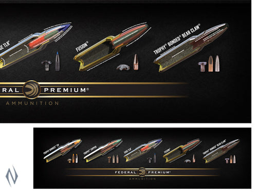 BAR MAT - FEDERAL PREMIUM AMMUNITION -  - Mansfield Hunting & Fishing - Products to prepare for Corona Virus