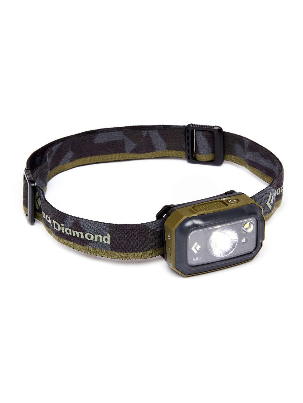 BLACK DIAMOND REVOLT 350 LUMENS HEAD TORCH - DARK OLIVE -  - Mansfield Hunting & Fishing - Products to prepare for Corona Virus