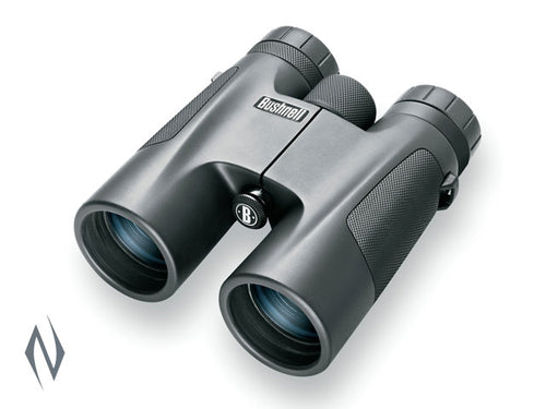 BUSHNELL POWERVIEW 10X42 BLACK BINOCULAR -  - Mansfield Hunting & Fishing - Products to prepare for Corona Virus