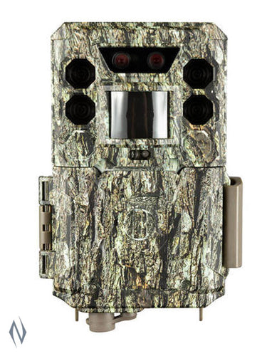 BUSHNELL TROPHY CAM 30MP DUAL CORE TREEBARK LOW GLOW -  - Mansfield Hunting & Fishing - Products to prepare for Corona Virus