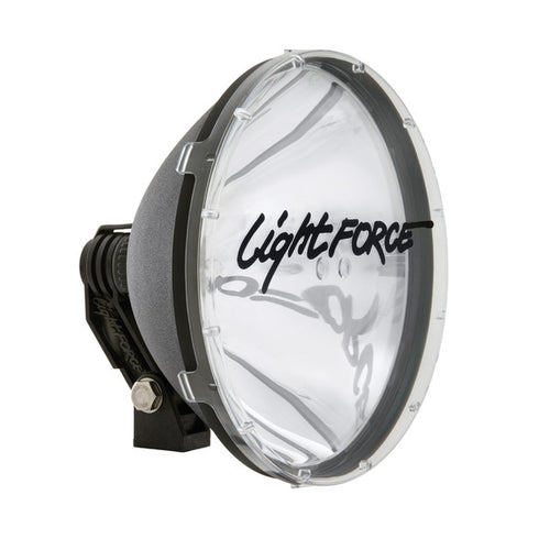 LIGHTFORCE REMOTE MOUNT 240 BLITZ 9INCH WITH CLEAR FILTER -  - Mansfield Hunting & Fishing - Products to prepare for Corona Virus