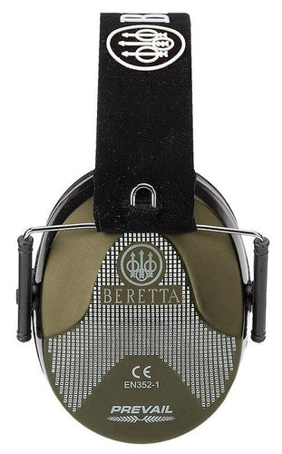 BERETTA EARMUFFS (GREEN) -  - Mansfield Hunting & Fishing - Products to prepare for Corona Virus