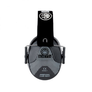 BERETTA EARMUFFS BLACK -  - Mansfield Hunting & Fishing - Products to prepare for Corona Virus