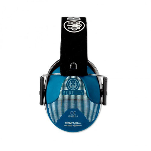BERETTA EARMUFFS BLUE -  - Mansfield Hunting & Fishing - Products to prepare for Corona Virus