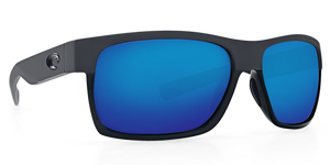 COSTA SUNGLASSES HALF MOON BLACK BLUE MIRROR -  - Mansfield Hunting & Fishing - Products to prepare for Corona Virus