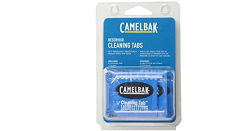 CAMELBAK CLEANING TABS 8 PKT -  - Mansfield Hunting & Fishing - Products to prepare for Corona Virus